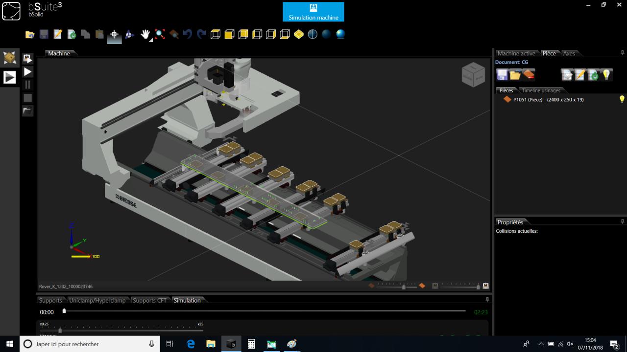 simulation commande numérique