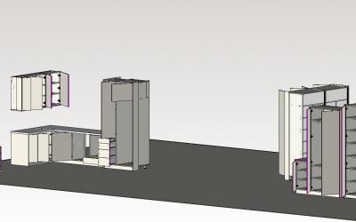 Projet 3 : Agencement sur mesure à Dingsheim