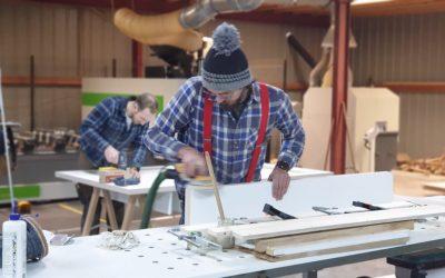 Menuisier agenceur Strasbourg : donnons vie à votre projet
